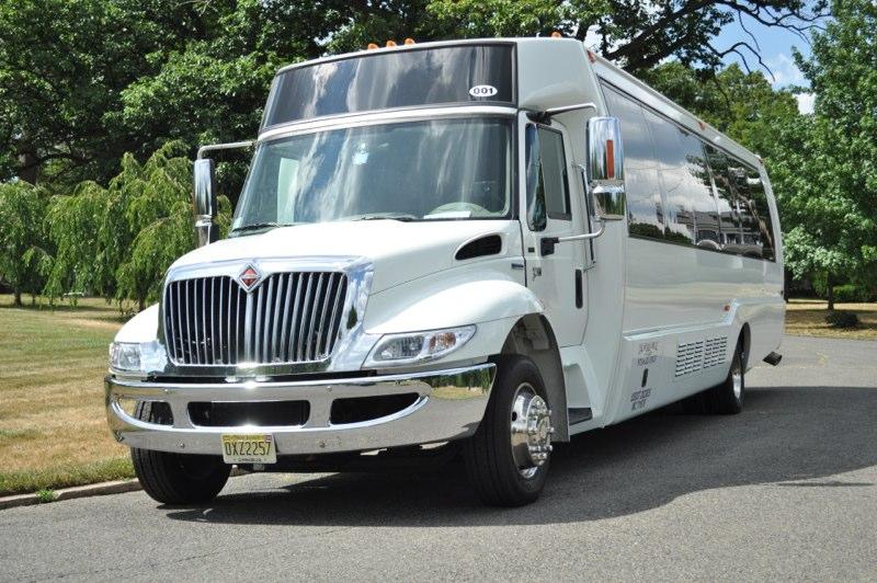28 Pax Party Bus