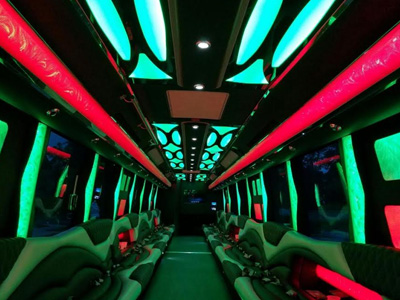 52 Pax VIP Party Bus