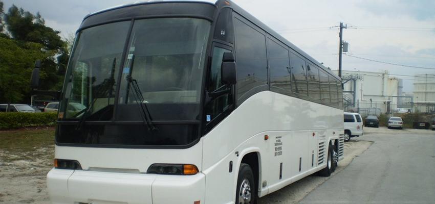 61 pax coach bus