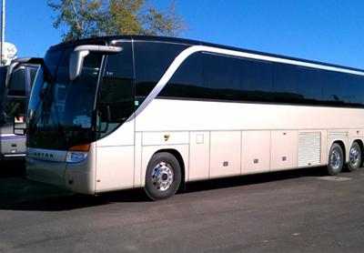 Coach and Shuttle Bus
