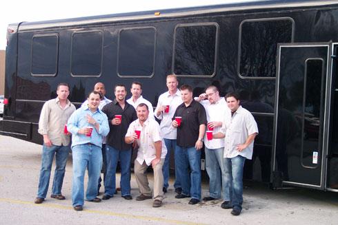 Party Bus Rental in NJ