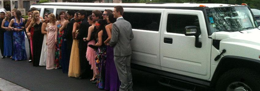 Hummer suv limo
