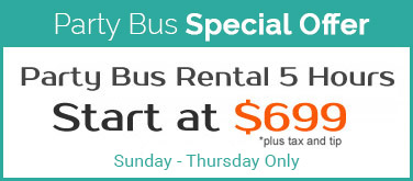 Party Bus Offer