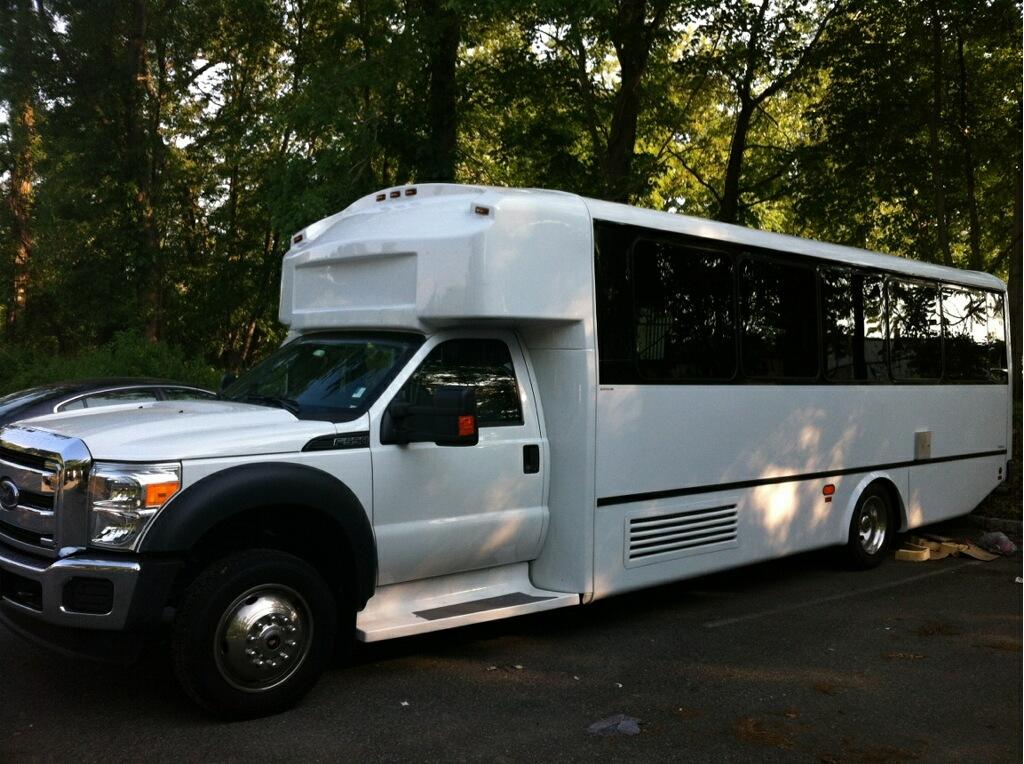 27 pax party bus