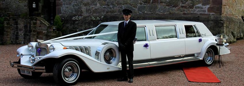6 Passengers Excalibur Limo Chauffeur
