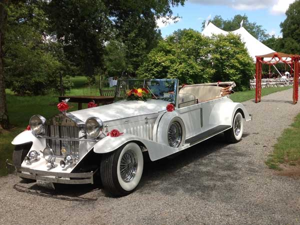 Convertable Rolls Roys 1930