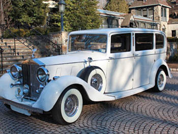 touring rolls royce 1937