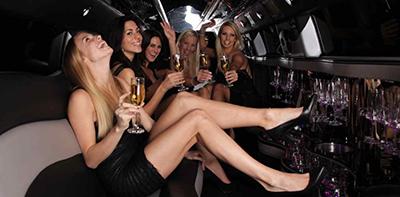 bachelorette limo