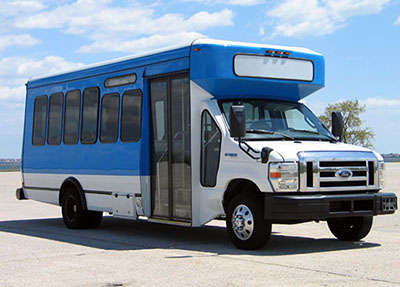 Coach Bus Service in NJ